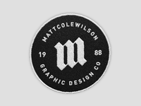 Patch Concept / Personal Branding
