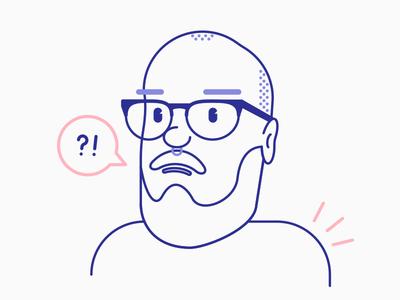 Avatar Attempt (Pt. 2) illustration character cartoon avatar