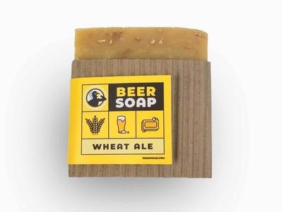 Shakoolie Beer Soap Labels