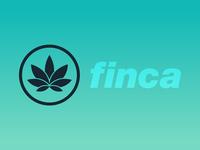 Finca | Cannabis Logo