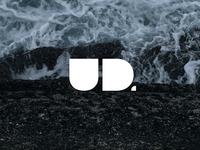 Unsystematic Designs Minimal Design - Letter U & D