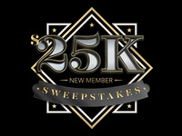 25k Sweepstakes Lockup