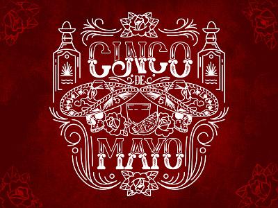Cinco illustrator photoshop celebrate sombrero happy holiday mexican mayo cinco