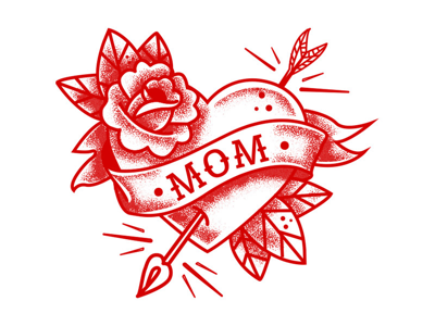 I love you, mom! mothersday