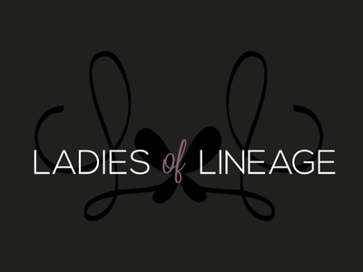 Ladies of Lineage Logo