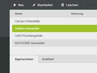 E-CRM Mailing Manager