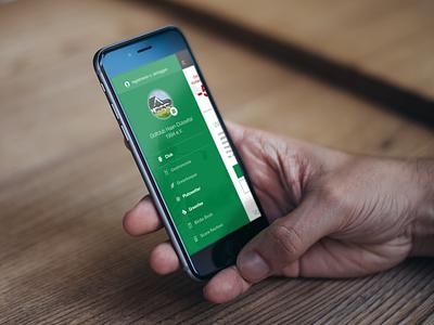 Platzhirsch Golf App score birdie greenfee greenkeeper club platzhirsch golf