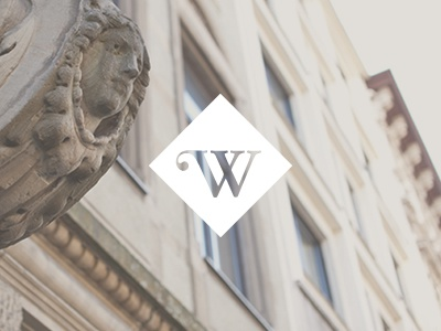 WERTHEIM Logo logo wertheim boarding house cologne design mark exelsia