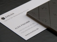 EXELSIA Business Card