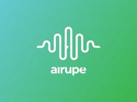 Airupe | gLogo | Gedas Meskunas