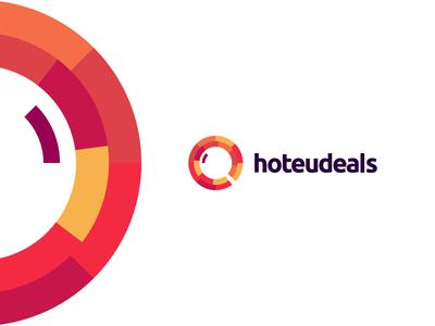 Hoteudeals | gLogo | Gedas Meskunas magnifier pricetag store search price deals eu hot