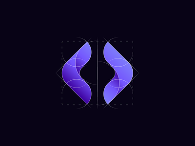 Logelitas - logistic company logo / icon