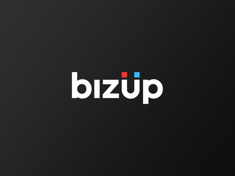 BizUp selling magnet gravity consumer agency marketing logo