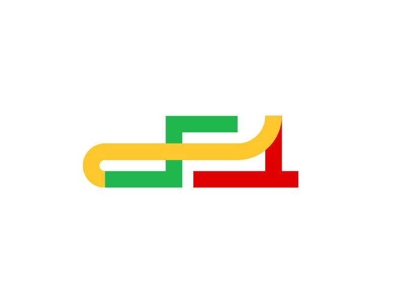 F1 logo concept track segment concept logo f1 formula 1 racing race 1 f