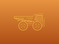 WIP Sketch - Dump Truck