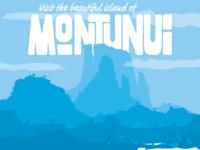 Montunui Poster & Logotype