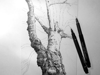 Tree No.4 - Work in progress