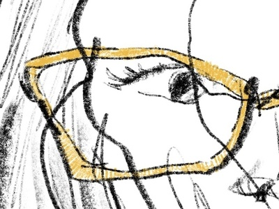 eye illustration drawing sketch
