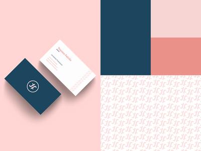 Brand Palette + Pattern