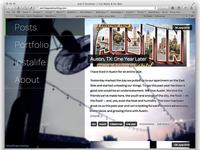 Joel G Goodman Blog Redesign