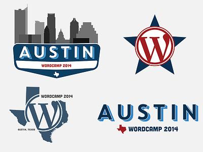 WordCamp Austin 2014 Play stickers wordpress wordcamp texas austin