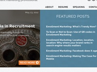 Professional WordPress Blog