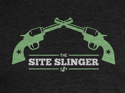 The Site Slinger (shirt) shirt apparel guns