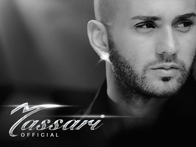Massari's Official website header massari singer artist cp records official website new 2012