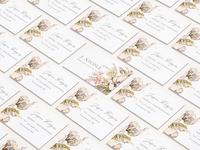 J. Nicole Photography Business Card