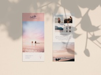 Cali Villa Photography Rack Card
