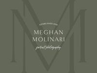 Meghan Molinari Photography Logo