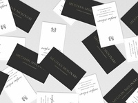 Meghan Molinari Photography Business Card