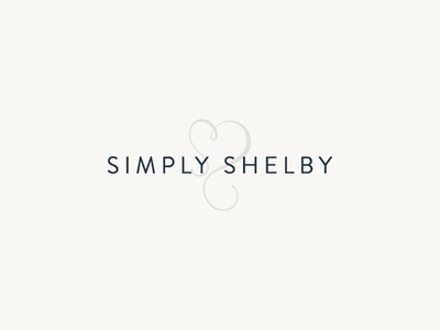 Simply Shelby Photography logo design by Swoone