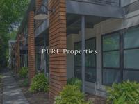PURE Properties Logo Design