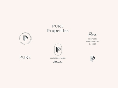 PURE Properties Brand Marks