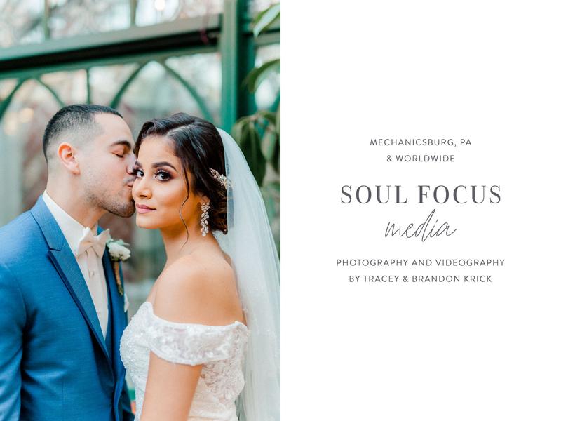 Soul Focus Media Logo Design wedding photographer serif script san serif icon typography design portrait photographer photographer logo branding