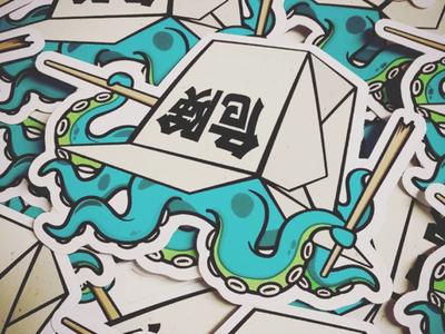 Killer Dish - Sticker