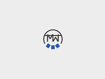 The Minimalist Wardrobe Revised Logo Mark icon vector minimal simple modern wardrobe minimalist 3d logo logo mark logo