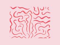 loveORfear Brush Pattern