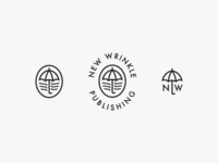 New Wrinkle Publishing Logo Marks