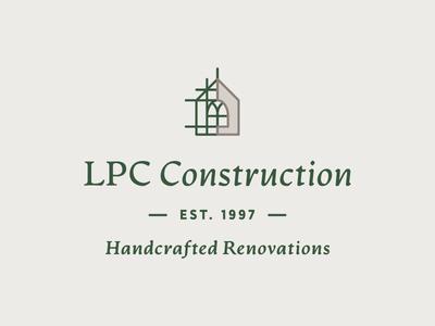 LPC Construction Primary Logo