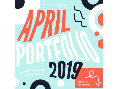 Portfolio April 2019