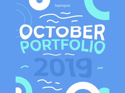 October Portfolio 2019