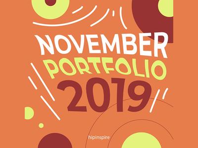 Portfolio November 2019