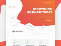 Software Website Design - Elluminis