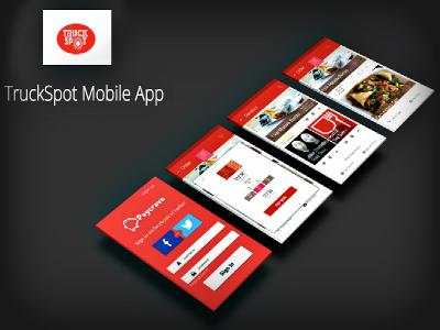 promo slide for app