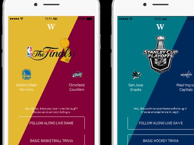 mobile sports trivia ppp design ios android mobile