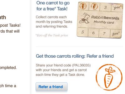RabbitRewards at TaskRabbit.com