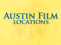 Austin Film Locations Logo Test