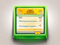 Android eSchool icon